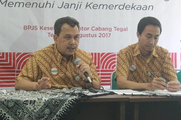 Capaian Program Jkn Kis Bpjs Kesehatan Cabang Tegal Pemerintah Provinsi Jawa Tengah