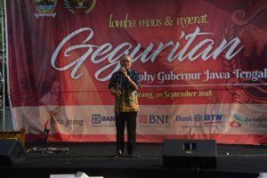 Nyerat Geguritan Nguripi Budaya Jawa Pemerintah Provinsi Jawa