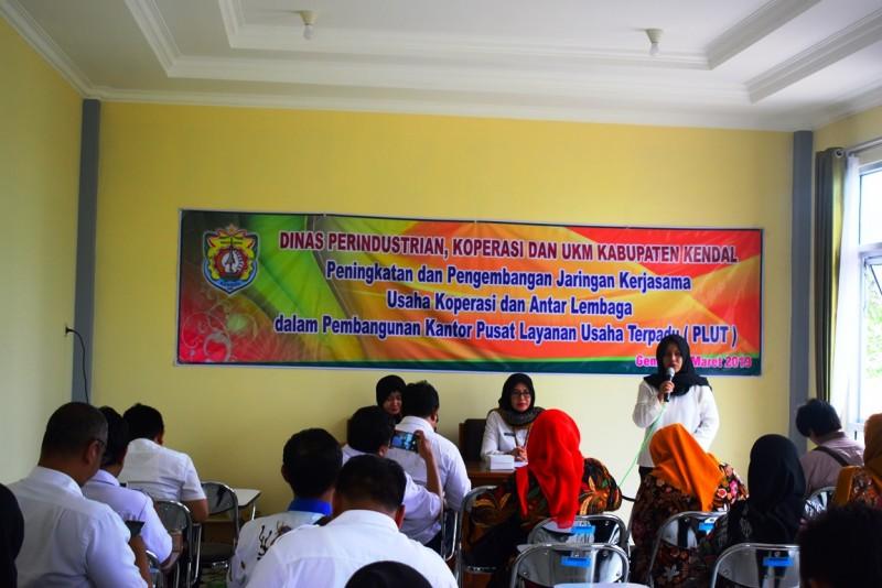 Gedung Plut Kendal Segera Jadi Wadah Seluruh Umkm Di Kabupaten Kendal Pemerintah Provinsi Jawa Tengah