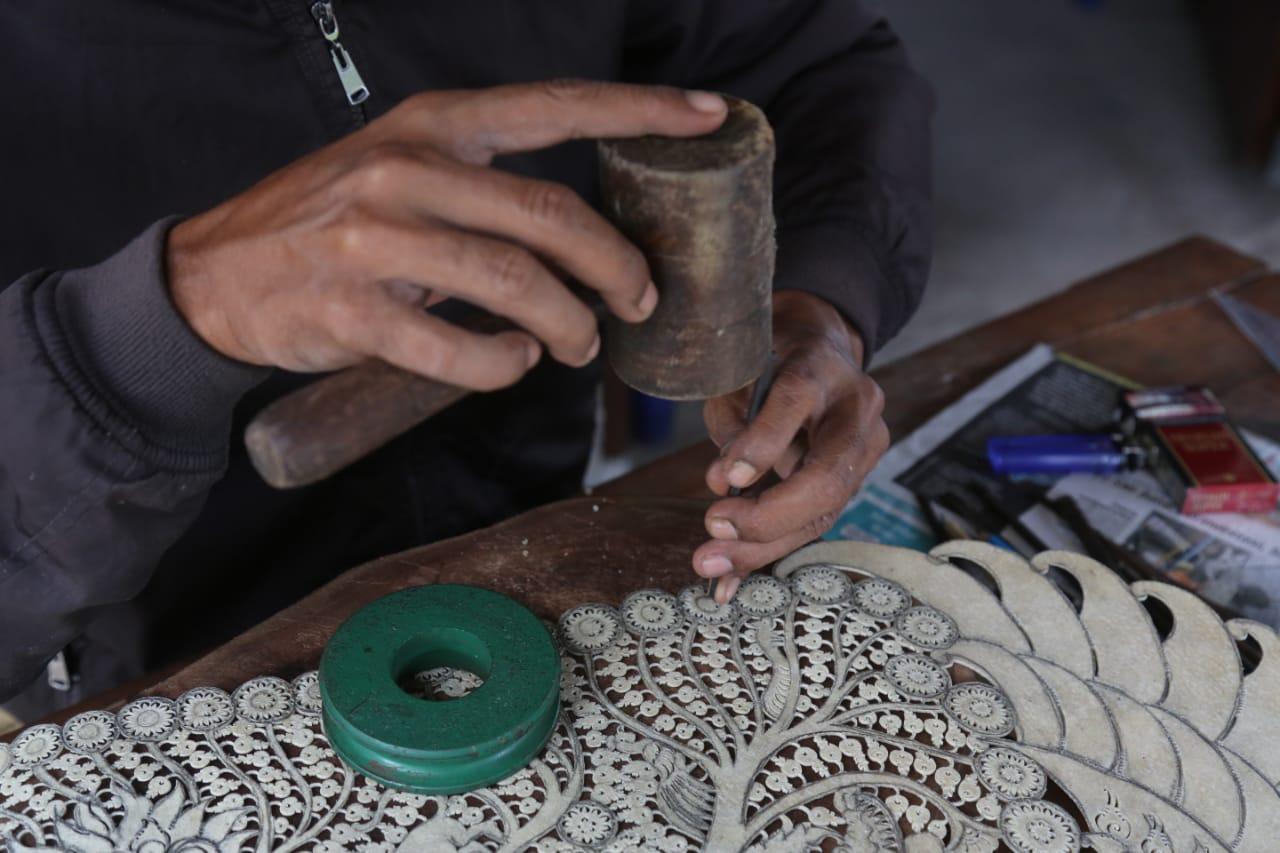Melongok Kerajinan Wayang Kepuhsari Wonogiri Pemerintah Provinsi Jawa Tengah
