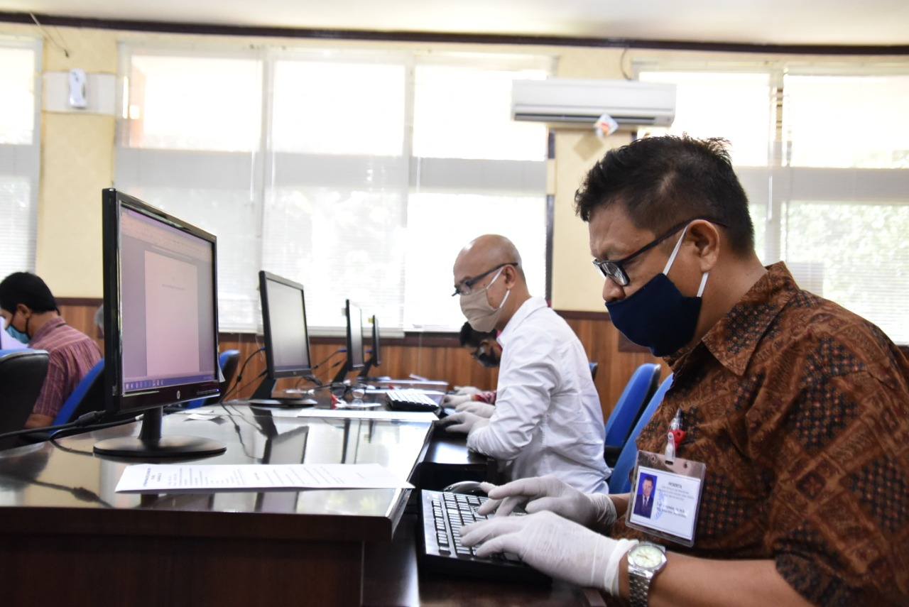 Hari Kedua Calon Anggota Kpid Jateng Bersaing Buat Makalah Pemerintah Provinsi Jawa Tengah