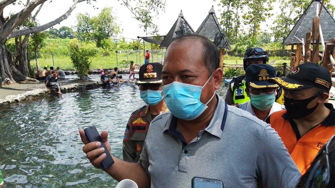 Jika Temukan Kasus Covid 15, Objek Wisata Air Bakal Ditutup ...